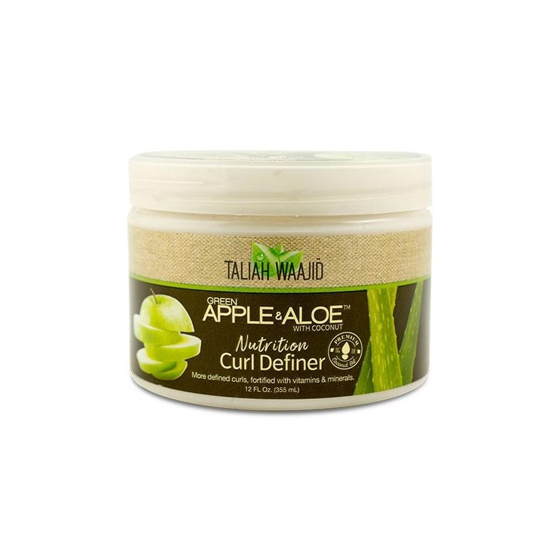 Green Apple & Aloe Curl Definer