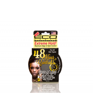 Play 'n' Stay Edge Control Black Castor Oil & Flaxseed Oil