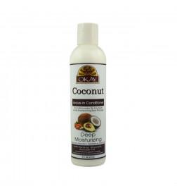 Après-shampooing sans rinçage hydratant en Profondeur à la Noix de coco