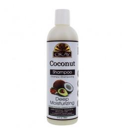 Shampooing hydratant en Profondeur à la Noix de coco
