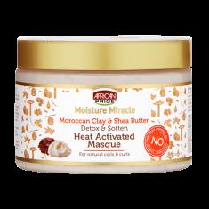 Masque à l'argile Marocain et au beurre de karité