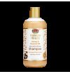 Shampooing au miel et à l'huile de coco