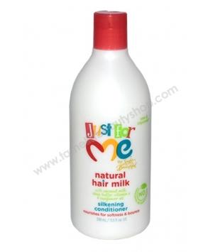 Natural Hair Milk Silkening Conditioner