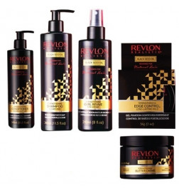 Pack Revlon Realistic à l'huile de graine noire