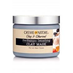 Pre-Shampoo Detoxifying Clay Mask