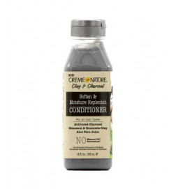 Clay and Charcoal Soften & Moisture Replenish Conditioner