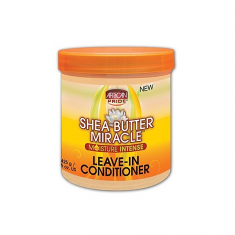 african pride Shea Butter Miracle Moisture Intense Leave In Conditioner