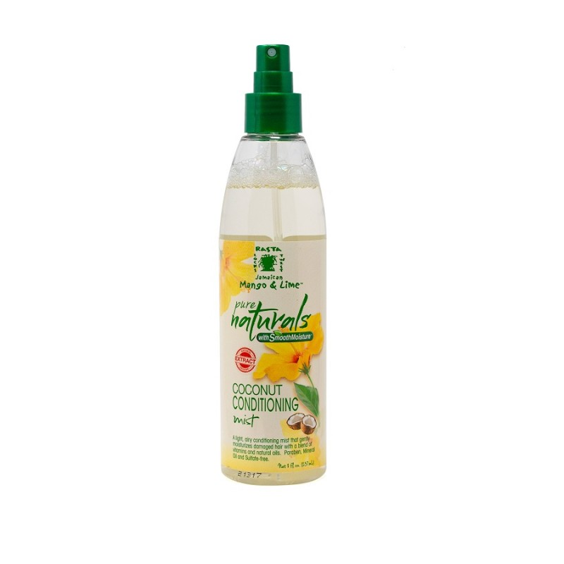 Pure Naturals Coconut conditioning Mist