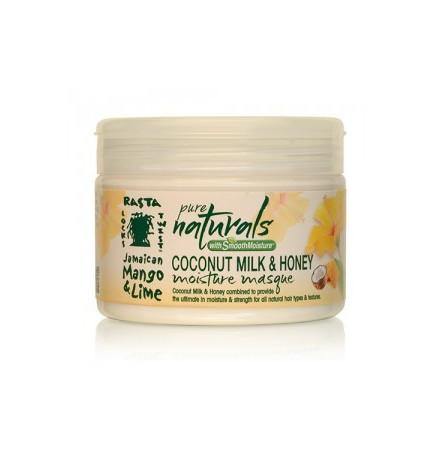 Pure Naturals Coconut Milk and Honey  Moisture Masque