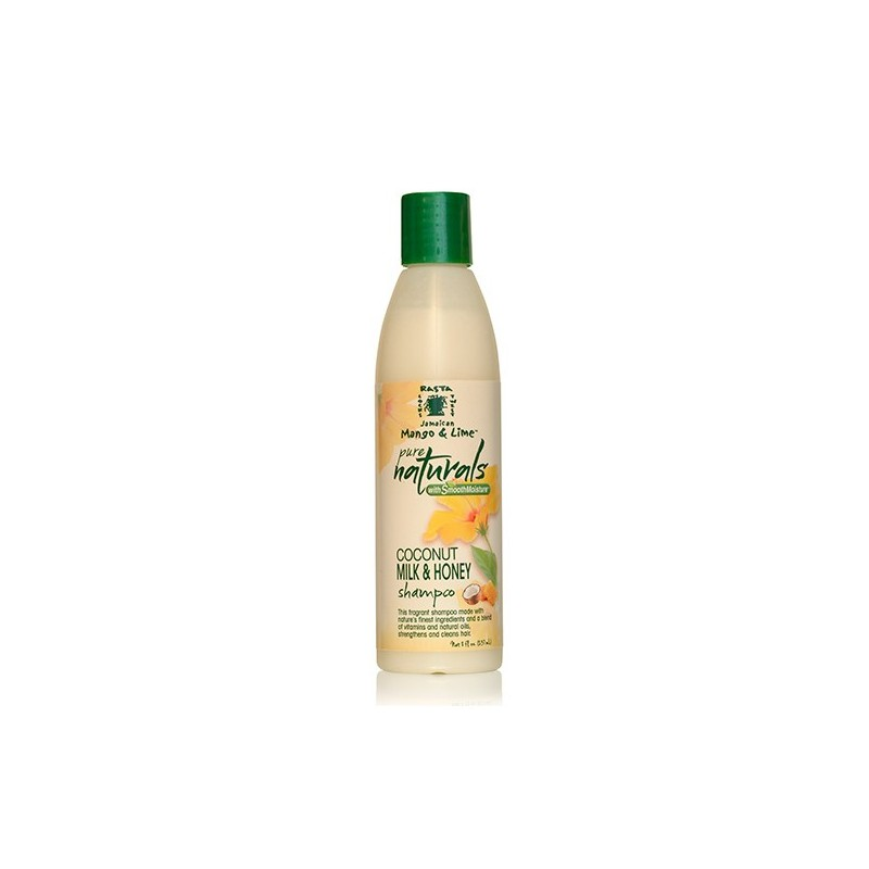 Pure Naturals Coconut Milk and Honey Shampoo