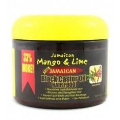 Black Castor Oil Hair Food Jamaican Mango and Lime