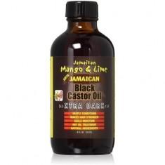 Black Castor Oil Xtra Dark Jamaican Mango and Lime