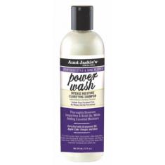 Grapseed Power Wash Intense Moisture Clarifying Shampoo de Aunt Jackie's