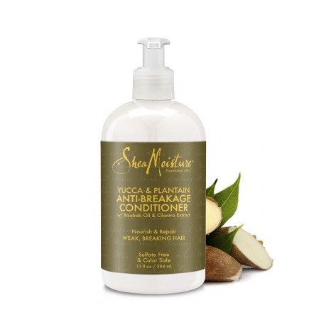 Yucca & Plantain Anti-Breakage Conditioner SheaMoisture