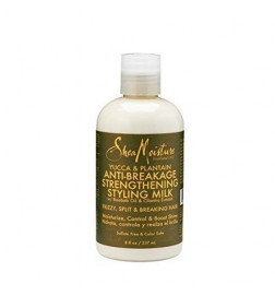 Yucca & Plantain Anti-Breakage Strengthening Styling Milk SheaMoisture
