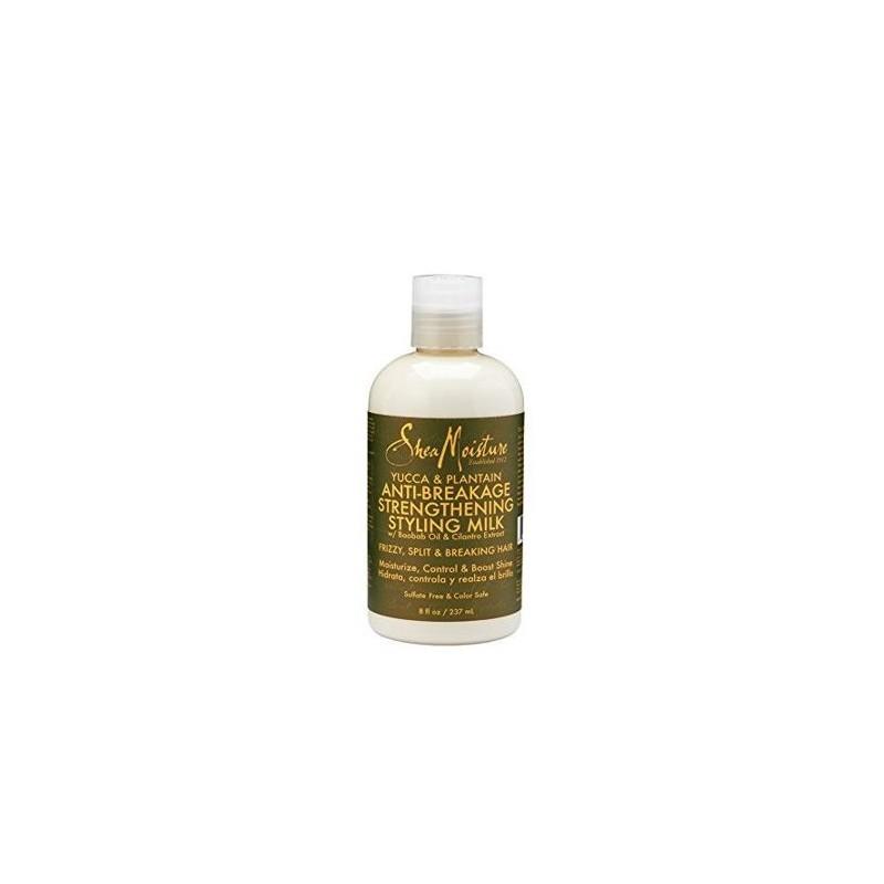 Yucca & Plantain Anti-Breakage Strengthening Styling Milk SheaMoisture