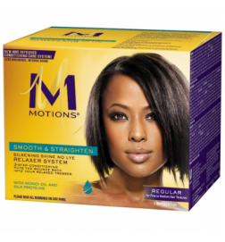 Motions Silkening Shine Relaxer System Kit
