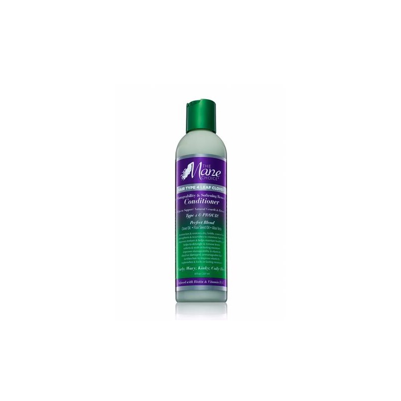 Hair Type 4 Leaf Clover Conditioner The Mane Choice