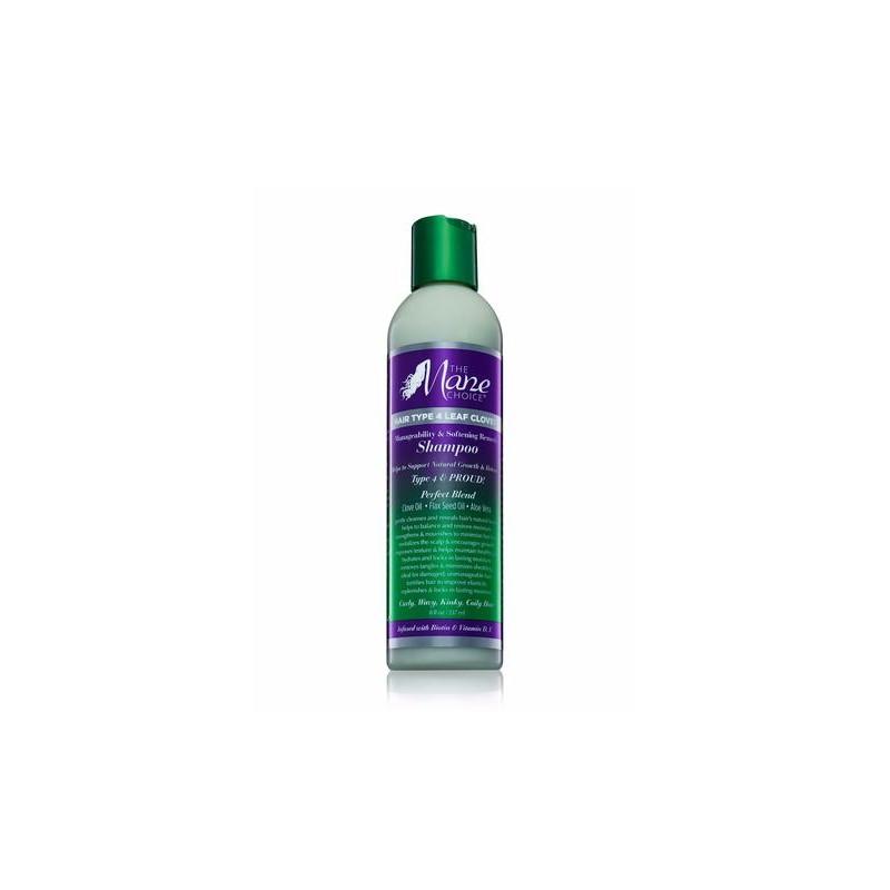 Hair Type 4 Leaf Clover Shampoo The Mane Choice