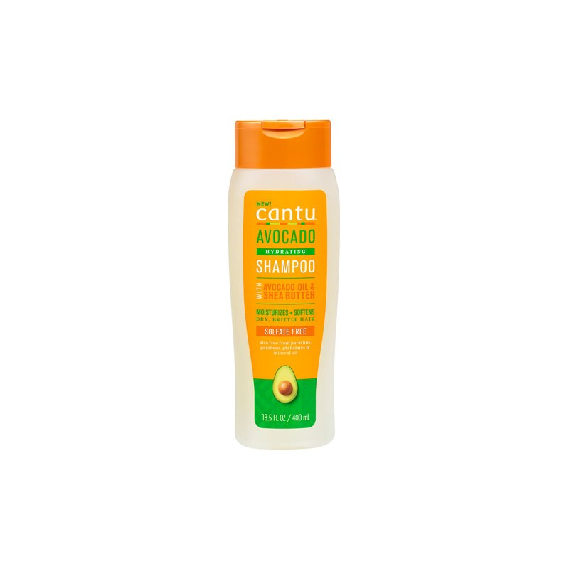 Avocado Hydrating Shampoo Cantu