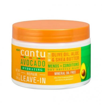 Cantu Avocado Leave In Conditioner Cream