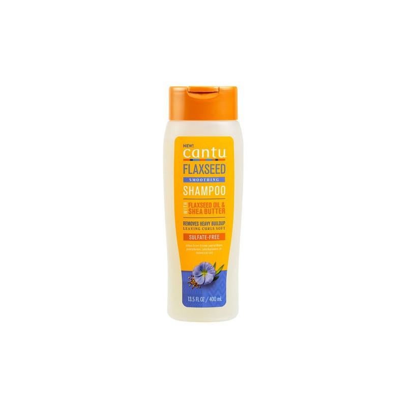Flaxseed Smoothing Shampoo Cantu