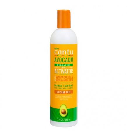 Avocado Hydrating Curl Activator Cantu