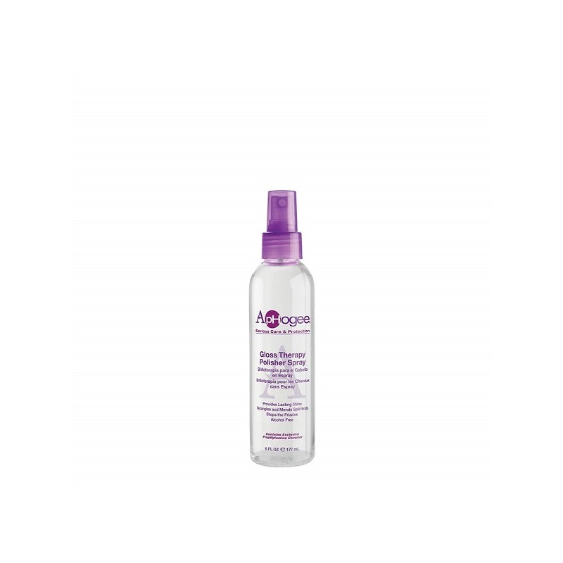 Gloss Therapy Polisher Spray Aphogee