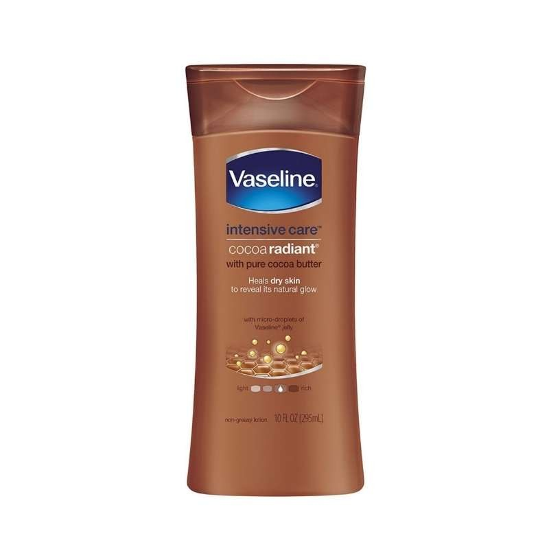 Vaseline Intensive Care hand and body lotion Cocoa Radiant