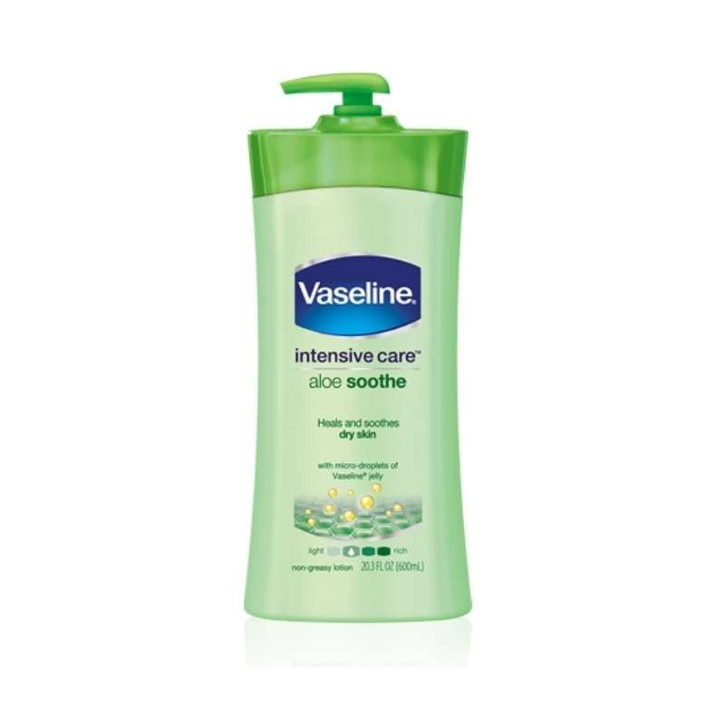 Vaseline Body Lotion Aloe Soothe-Tamelia-Beauty-Shop