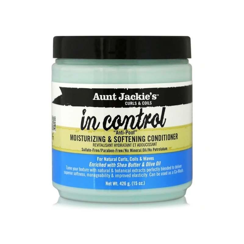 aunt Jackie's In control ! Revitalisant Hydratant et Adoucissant