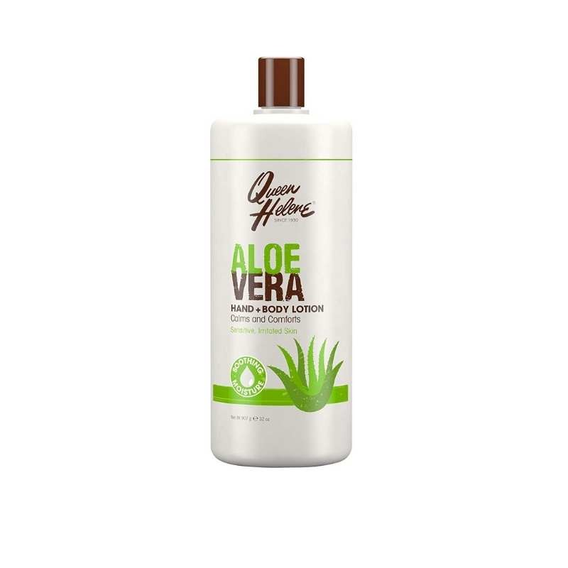 Queen Helene Aloe Vera Hand & Body Lotion