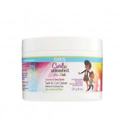 Curlies Unleashed Twist & Curl Crème Ors
