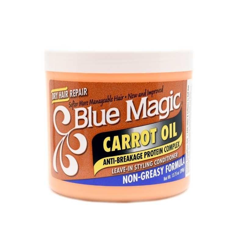 Blue Magic Carrot Oil Anti-Breakage Protein Complex