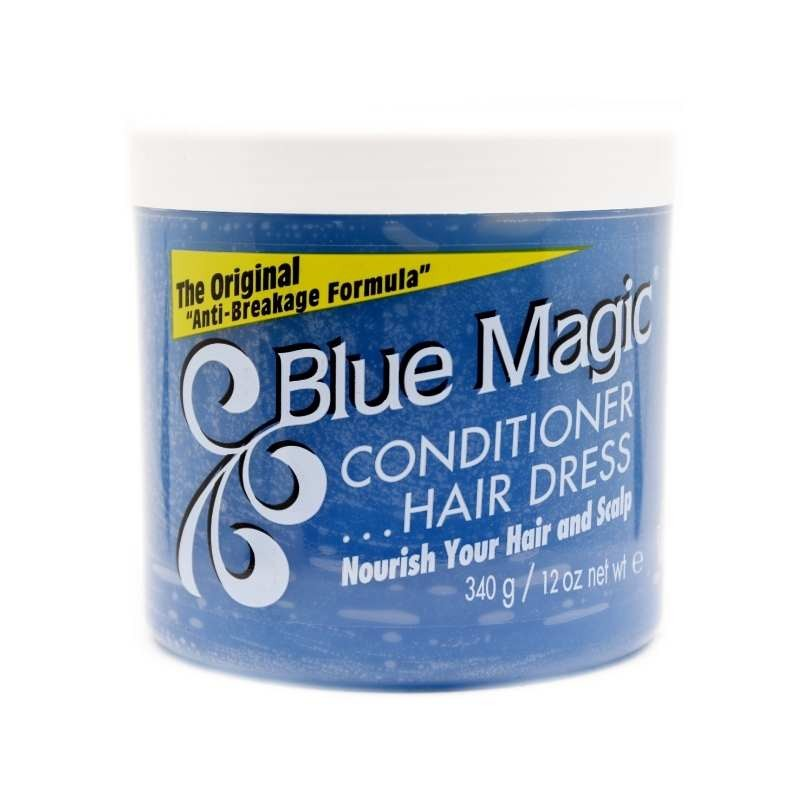 Blue Magic Conditionner Hair dress Anti-Breakage Formula