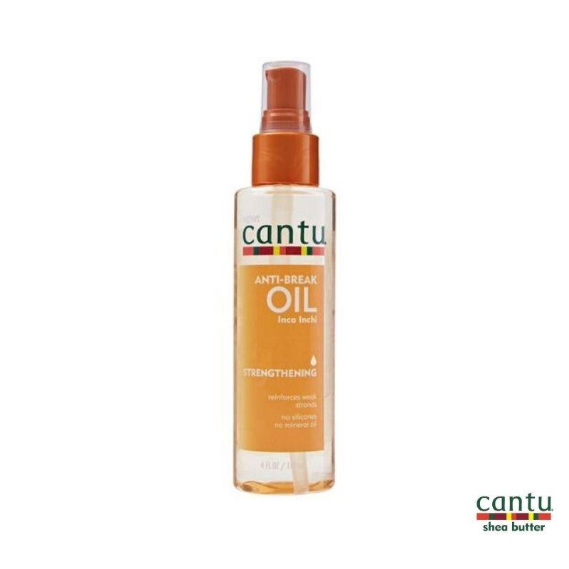 Cantu Shea Butter Anti-Break Strengthening Inca Inchi Oil