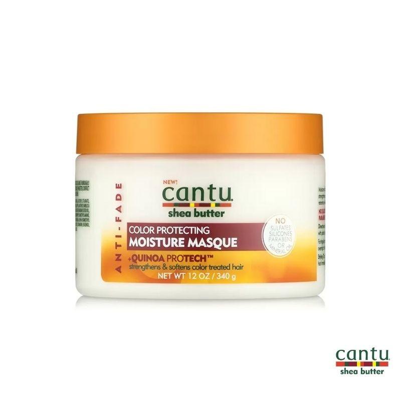 Cantu Masque hydratant protecteur des couleurs