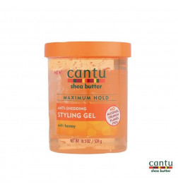 Cantu Anti-Shedding Honey Styling Gel
