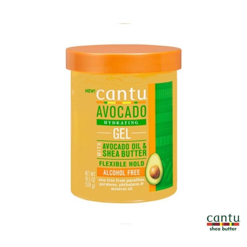 Cantu Avocado Hydrating Styling Gel Cantu