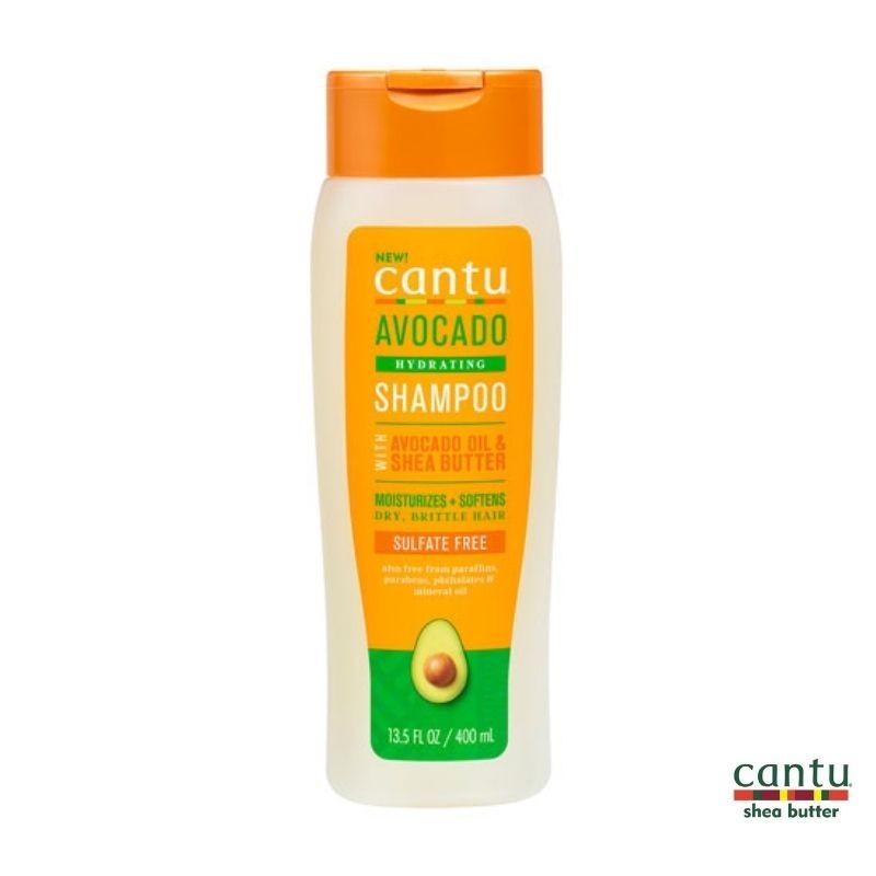 Avocado Hydrating Shampoo Cantu