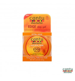 Cantu Natural Hair Extra Hold Stay Gel