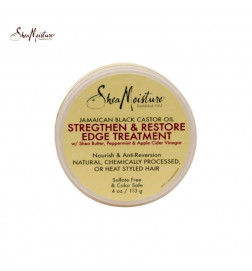 Shea Moisture Jamaican Black Castor Oil Strengthen, Grow and  Restore Edge Treatment