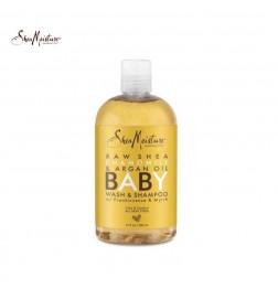 Shea Moisture Shampooing douche pour Bébé au pur beurre de Karité