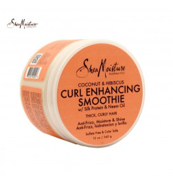 Shea Moisture Coconut & Hibiscus Curl Enchancing smoothie
