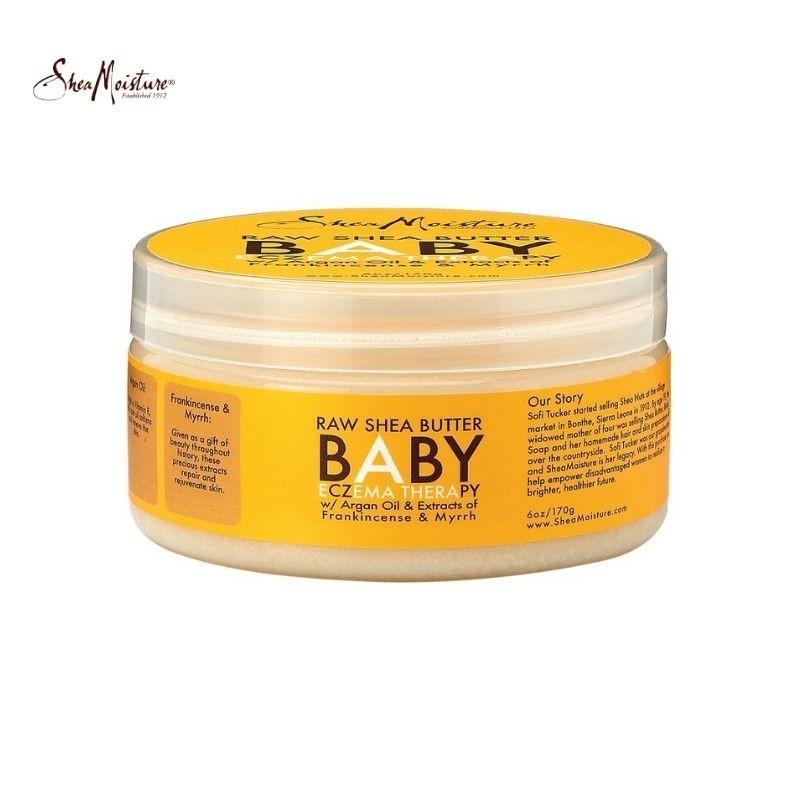 Shea Moisture Eczema Therapy Raw Shea Butter Chamomile & Argan Oil