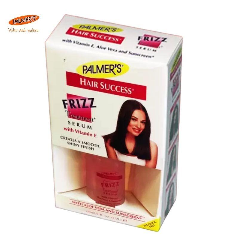 Palmer's Frizz Treatment Serum Hair Success