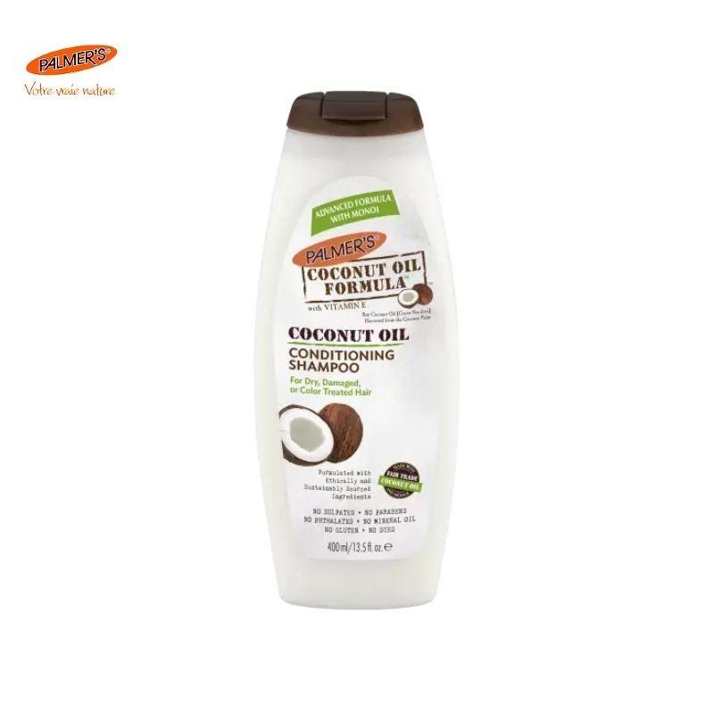 Coconut Oil Formula Coconut Oil Conditioning Shampoo Palmer's