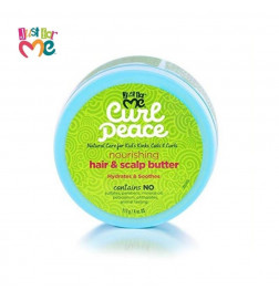 Curl Peace Nourishing Hair and Scalp Just for Me