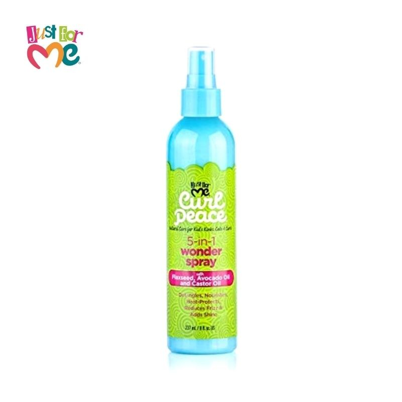 Curl Peace 5 in 1 Wonder Spray Just for Me