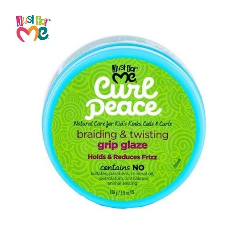 Curl Peace Braiding & Twisting Grip Glaze Just for Me